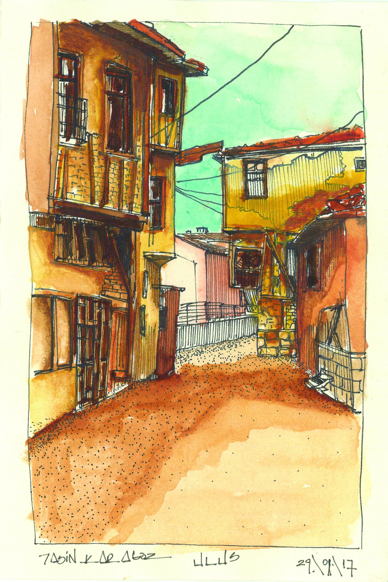 Ankara Yahudi Mahallesi
