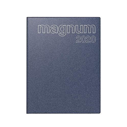 Rido Magnum 2022 18,2x24cm Modell 27083 - Kunststoff-Einband Blau