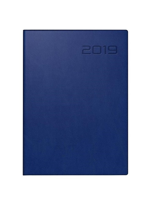 Rido Technik III 2022 10x14cm Modell 18244 - Kunstleder-Einband Blau