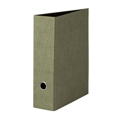 Rössler S.O.H.O. Ordner A4 85mm-Rückenbreite Sage Special Edition