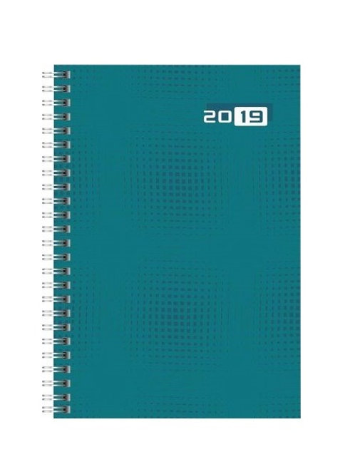 Rido Futura 2 2022 14,8x20,8cm Modell 21007 - Grafik-Einband Petrol