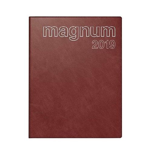 Rido Magnum 2022 18,2x24cm Modell 27042 Schaumfolien-Einband Weinrot