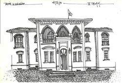 II. Meclis Binası / Ankara