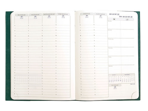 Quo Vadis Visuel 2022 15x21cm - Kalender-Einlage