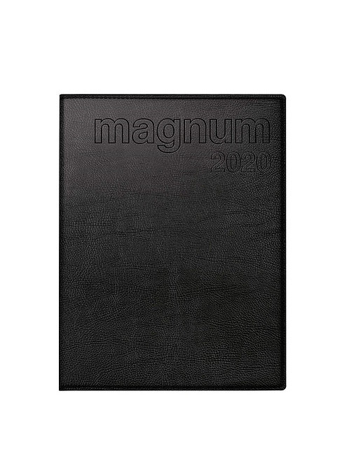 Rido Magnum 2022 18,2x24cm Modell 27064 - Kunstleder-Einband Prestige Schwarz