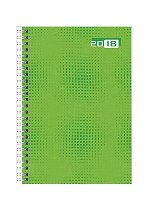 Rido Futura 2 2022 14,8x20,8cm Modell 21007 - Grafik-Einband Grün