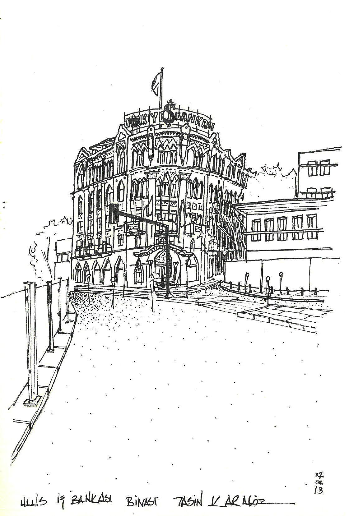 İş Bankası Müzesi / Ankara