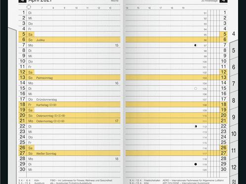 Rido M-Planer 2022 8,7x15,3cm Modell 46820 - Kalender-Einlage