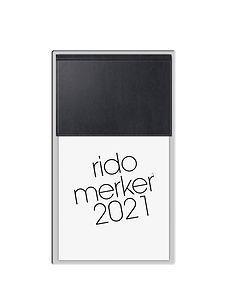 Rido Merker 35003 Miradur-Einband Schwar