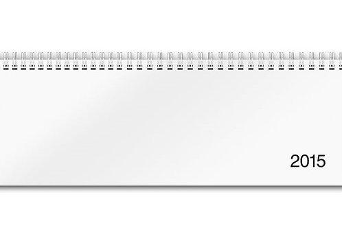Rido ac 2022 29,7x10,5cm Modell 31701 Karten-Einband Trucard Weiß