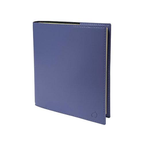 Quo Vadis Executif 2022 16x16cm - Soho Blau