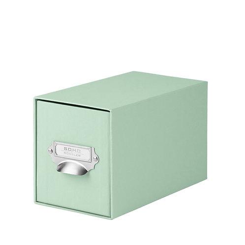 Rössler S.O.H.O. CD-Schubladenbox mit Griff Mint