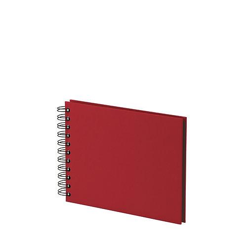 Rössler S.O.H.O. Fotoalbum 14.5x19.5cm Rot
