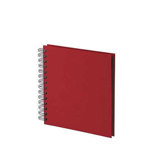 Rössler S.O.H.O. Fotoalbum 18x18cm Rot