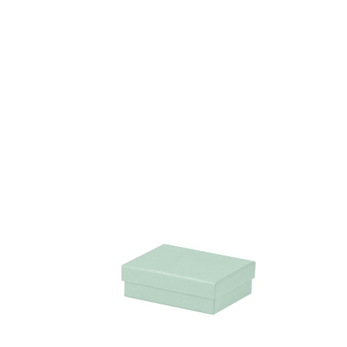 Rössler S.O.H.O. Boxline Kartonage rechteckig 96x128x40mm Mint 3er S