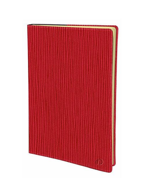 Quo Vadis Planital 2022 8,8x17cm - Sahara Rot