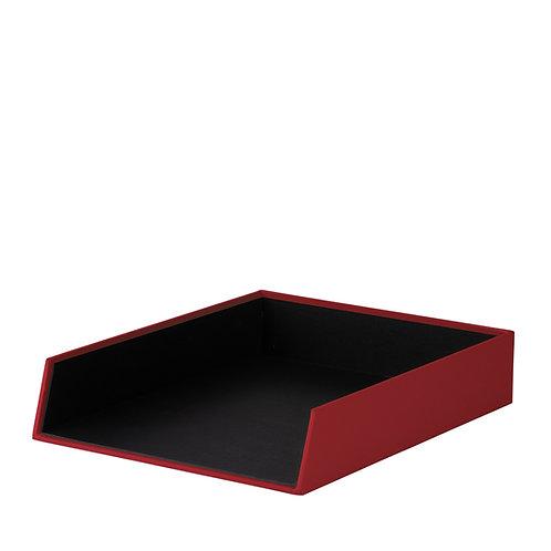 Rössler S.O.H.O. Briefablage Rot