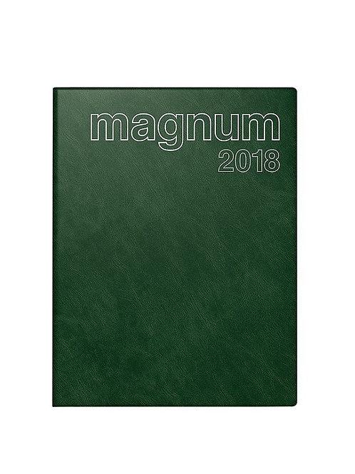 Rido Magnum 2022 18,2x24cm Modell 27042 Schaumfolien-Einband Grün