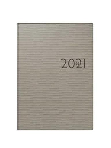 Rido Studioplan int. 2022 16,8x24cm Modell 23016 - Kunstleder-Einband Grau