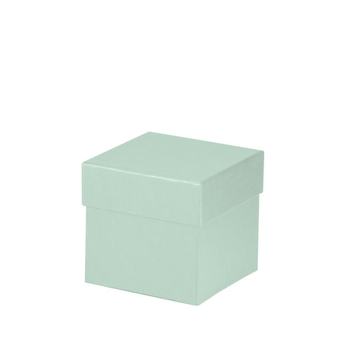 Rössler S.O.H.O. Boxline Kartonage quadratisch 105x105x105mm Mint 4er Satz