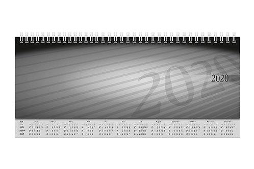 Rido Sequenz 2022 29,7x10,5cm Modell 36511 Karton-Einband Schwarz