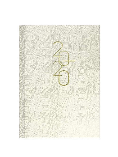 Rido Mentor 2022 14,8x20,8cm Modell 26033 - Kunststoff-Einband Weiß