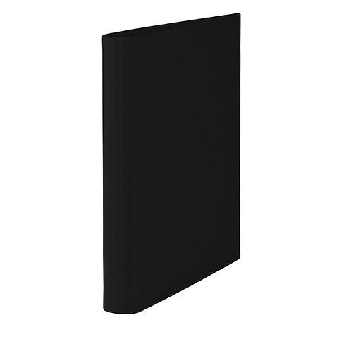 Rössler S.O.H.O. Ringbuch 25mm Füllhöhe Schwarz