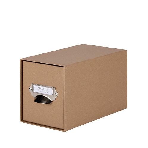 Rössler S.O.H.O. CD-Schubladenbox mit Griff Kraft