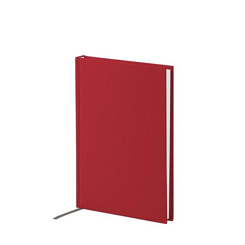 Rössler S.O.H.O. Notizbuch A5 Dotted Grid Rot