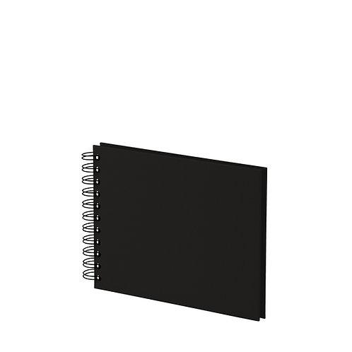 Rössler S.O.H.O. Fotoalbum 14.5x19.5cm Schwarz