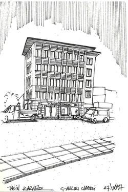Çankırı Caddesi