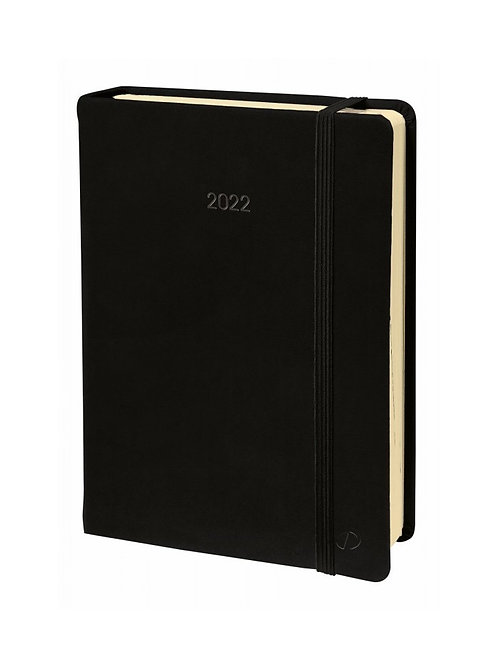 Quo Vadis Pre Prestige 2022 21x27cm - Silk Schwarz