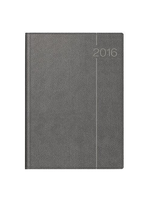 Rido Conform 2022 21x29,1cm Modell 27504 - Kunstleder-Einband Derby Grau