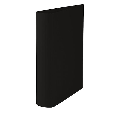 Rössler S.O.H.O. Ringbuch 50mm Füllhöhe Schwarz