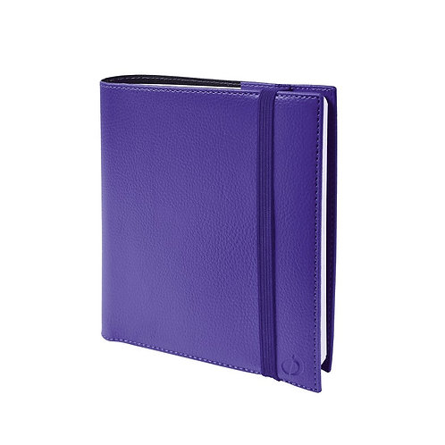 Quo Vadis Executif 2022 16x16cm - Medium Violett