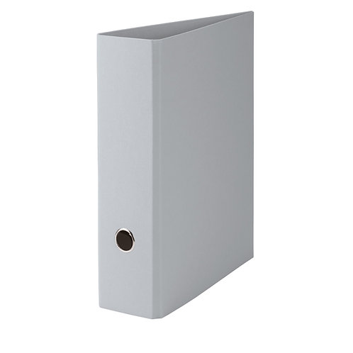 Rössler S.O.H.O. Ordner A4 85mm-Rückenbreite Stone