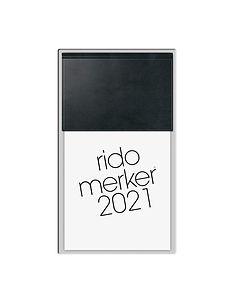 Rido Merker 35083 Skivertex-Einband Schw
