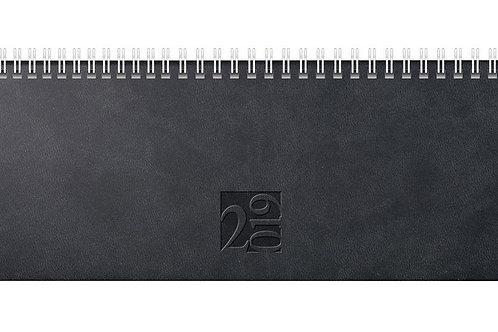 Rido ac 2022 29,7x10,5cm Modell 31701 Kunstleder-Einband West Schwarz