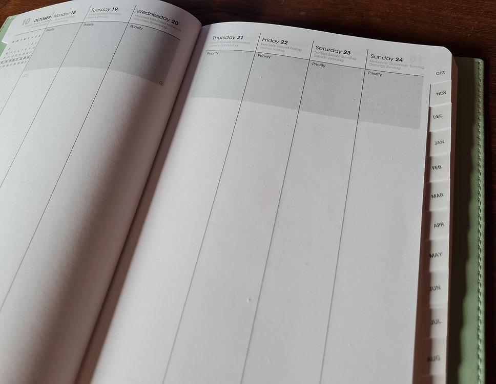 Quo Vadis Plan Week