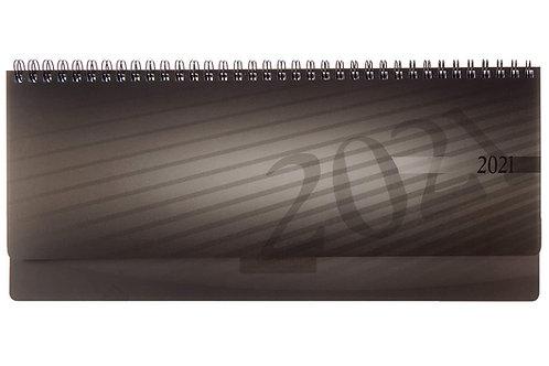 Rido septant 2022 30,5x10,5cm Modell 36102 PP-Einband Schwarz