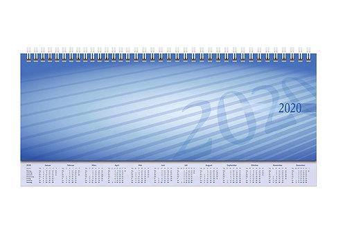 Rido Sequenz 2022 29,7x10,5cm Modell 36511 Karton-Einband Blau