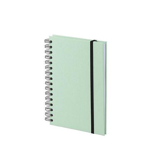 Rössler S.O.H.O. Notizbuch DIN A5 Wire-O-Bindung Mint