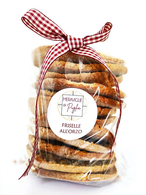 FRISELLE ALL'ORZO 400gr