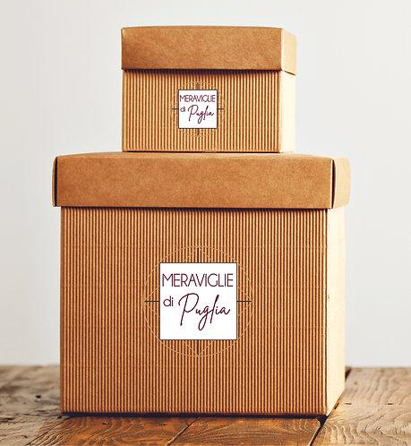 BOX APERITIVO PUGLIESE