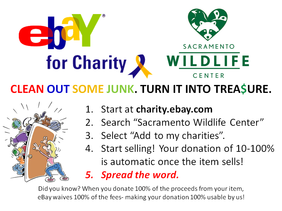 eBay for Charity Ad