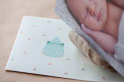 geboorte kaartje + ontwerp