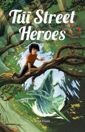 Homegrown Books: Tūī Street Heroes
