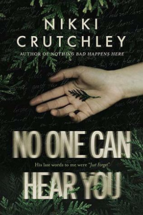 Homegrown Books: No One Can Hear You