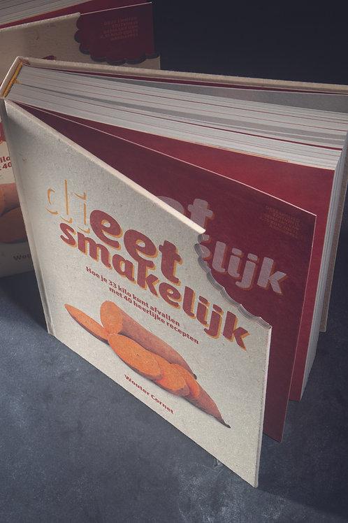 Dieet Smakelijk LIMITED EDITION - slechts 7 exemplaren gedrukt!