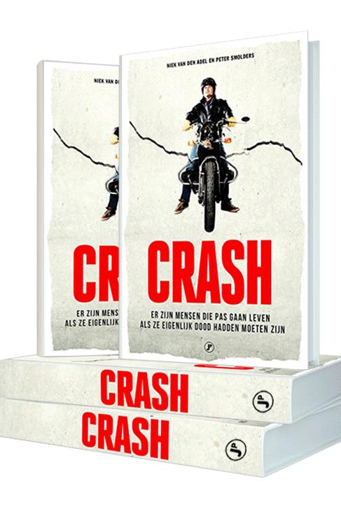 Niek van den Adel - Crash (NL)